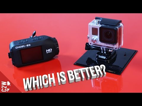 Is GoPro better than Drift Ghost? | Explanation