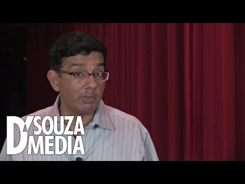 D'Souza at Brandeis University: Watch LIVE!