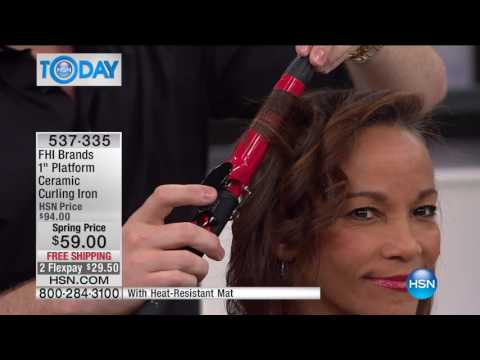 HSN | HSN Today: FHI Heat Hair Tools / Michael Todd Beauty 03.21.2017 - 08 AM