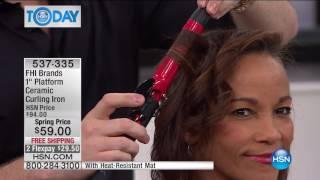 HSN | HSN Today: FHI Heat Hair Tools / Michael Todd Beauty 03.21.2017 - 08 AM