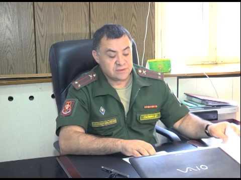 Информация об условиях оформления на военную службу по контракту