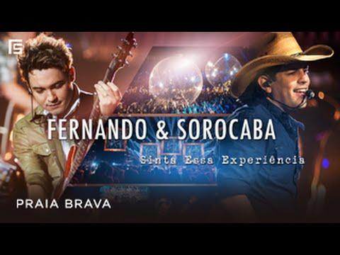 Fernando & Sorocaba - Praia Brava | DVD Sinta Essa Experiência