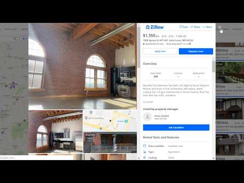Zillow Rentals Applications – How To Apply
