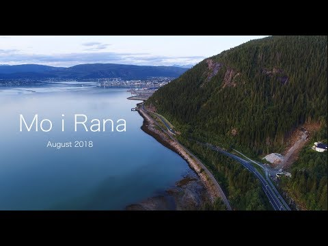 Watch the movie: New water pipes in Mo i Rana!