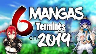 6 Mangas Terminés En 2019 Critique Et Avis Manga Corp Youtube