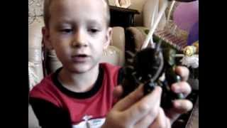 Игрушки БЕН 10.(Павел расказывает про свои игрушки Бен 10., 2012-11-11T11:01:29.000Z)