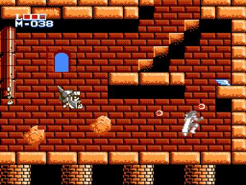 [TAS] [Obsoleted] NES Holy Diver by Vatchern in 16:28.9