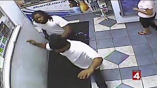 Camera captures deadly Detroit shooting suspect