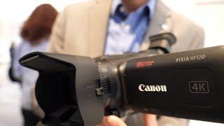 $1099 Canon Vixia HF G50, 4K camcorder