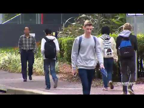 Unemployed students | 9 News Perth