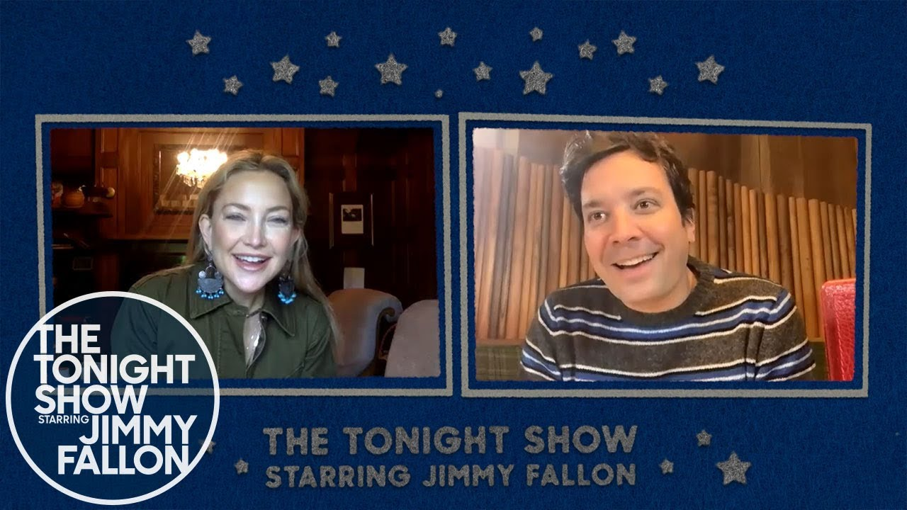 Kate Hudson tells Jimmy Fallon she would have dated him if he'd ...