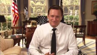 Bill Pullman's Official '1600 Penn' Premiere Episode Interview