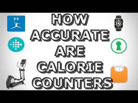 HOW ACCURATE ARE CALORIE COUNTERS? APPLE WATCH REVIEW AND MYFITNESSPAL CARDIO by Mr. Go-in