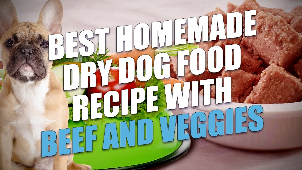 Best homemade dry dog food recipe with beef and veggies youtube best homemade dry dog food recipe with beef and veggies forumfinder Choice Image