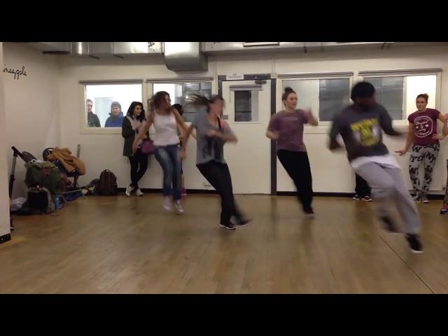 Afro House Dance Class | New Buk Bak - Kolom