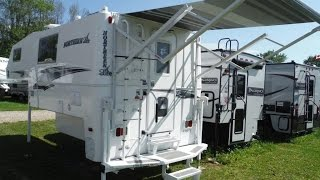 2016 Northern Lite 9'6 Queen Classic Special Edition Truck Camper @ Camp-out Rv In Stratford