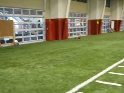 Alabama Football indoor practice facility!