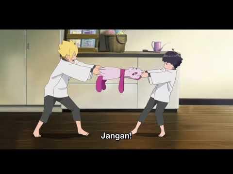 Naruto Special Hari Naruto Menjadi Hokage Sub Malay HD