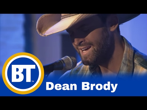 Dean Brody performs his new single 'Time' live