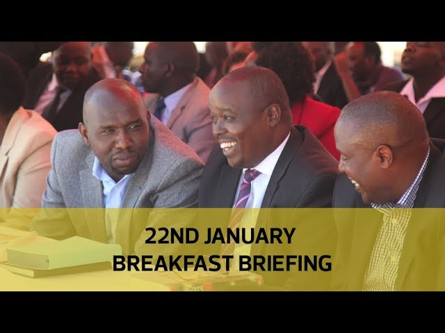 Ruto allies BBI U-turn, Locusts expansion warning, City Hall wars continue: Your Breakfast Briefing