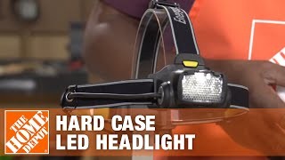 Energizer Hard Case Professional Led Headlight  - The Home Depot