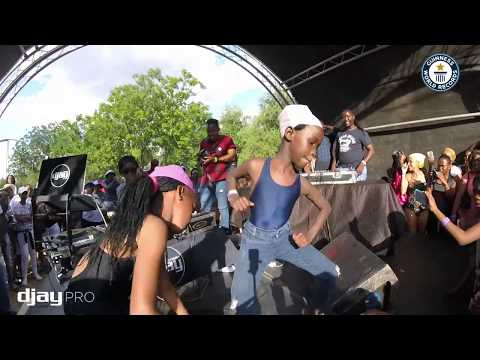 Dj Arch Jnr Performing Live At Lion Park Family Resort In Botswana (5yrs old)