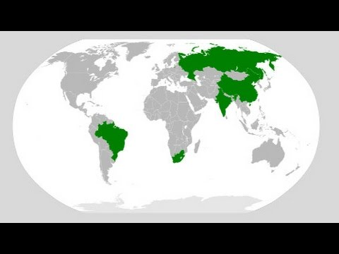 BRICS: Progressive Rhetoric, Neoliberal Practice
