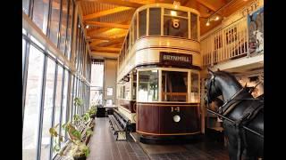 Swansea; Burton Tram