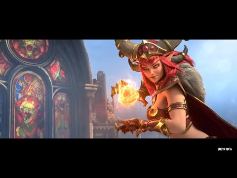 Heroes of the Storm All Cinematic Trailers 2019