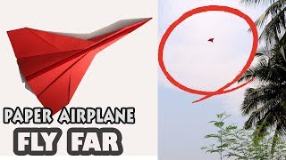 How to fold the world record paper airplane | Paper Planes