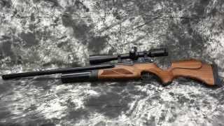 БСА Р-10 МК2 (Частина 1) - пневматична коментар виконавця Rick Eutsler / AirgunWeb.com