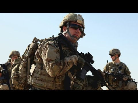DoD Announces Operation Freedom's Sentinel Qualifies for The Afghanistan Campaign Medal (HL 23)