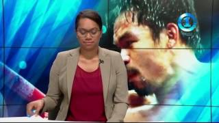FIJI ONE SPORTS NEWS 270617