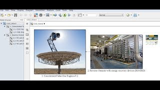REDS Library Live: Solar Gas Engine for RO Desalination Matlab/Simulink Model