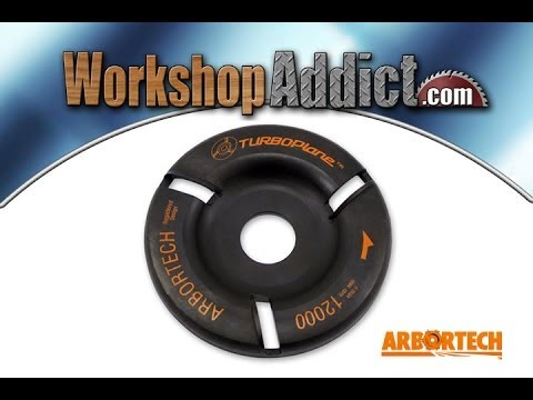 Arbortech Turboplane Review Youtube