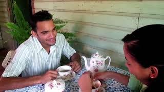 Video Cubano en Esperanto / Teo revoj en amo taso – kubo