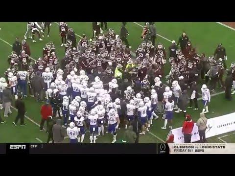 Tulsa vs Miss State MASSIVE Brawl Breaks Out | 2020 College Football