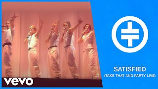 Watch Take That Satisfied video