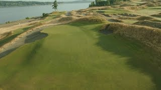 Chambers Bay front-nine flyovers