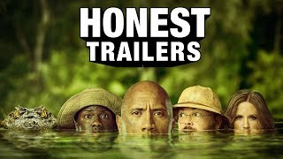 Honest Trailers - Jumanji: Welcome To The Jungle