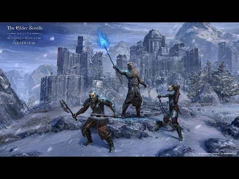 The Elder Scrolls Online: Tamriel Unlimited – Orsinium – Game Movie (Story Walkthrough)
