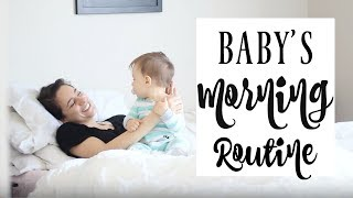 Video Baby's Summer Morning Routine! Collab! download MP3, 3GP, MP4, WEBM, AVI, FLV November 2017