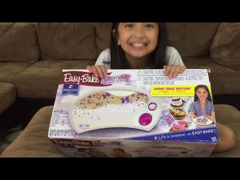 Easy-Bake Ultimate Oven Baking Star Edition - Isabelle's Corner