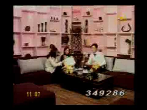 Dalita in Kentron TV (part1)