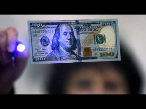 Hidden Messages In New $100 Dollar Bill?
