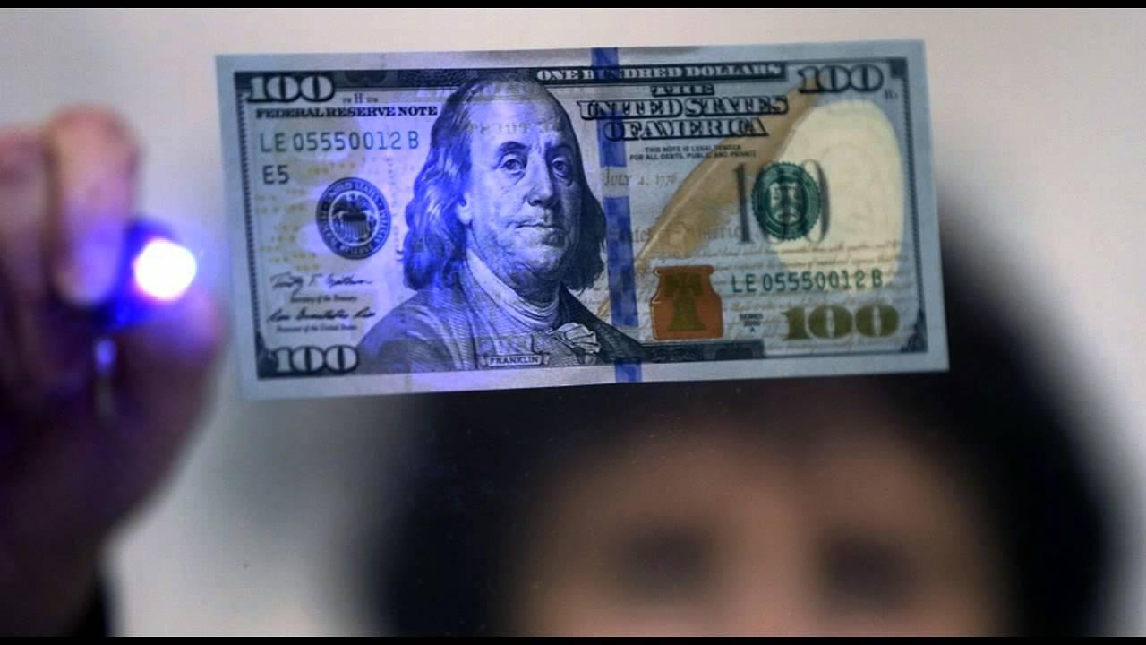 Hidden Messages in New $100 Dollar Bill? - YouTube
