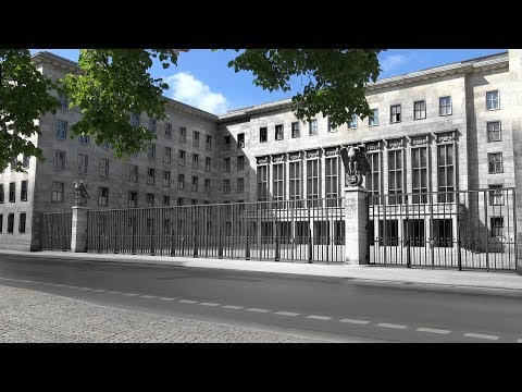 Berlin Now & Then - Episode 10: Reich Offices | Ministry of Aviation