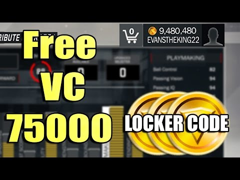 free vc locker codes 2k19 ps4