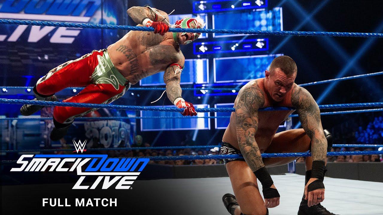 FULL MATCH - Styles vs. Mysterio vs. Orton vs. Joe vs. Ali: SmackDown, Jan. 1, 2019