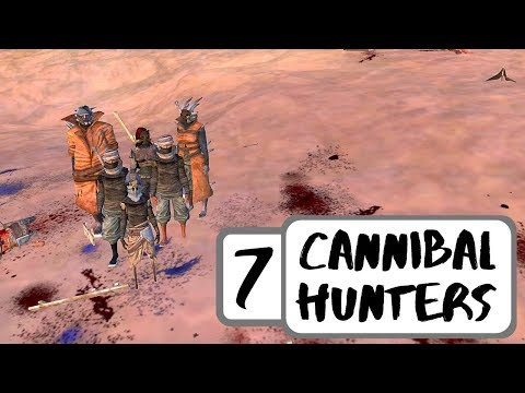 "Kenshi | The Cannibal Hunters + Cannibals Expanded | Ep 7 ""Turning the Tide"""